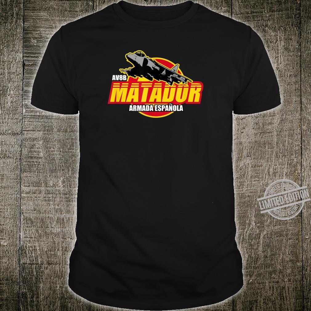 AV8B Matador Shirt