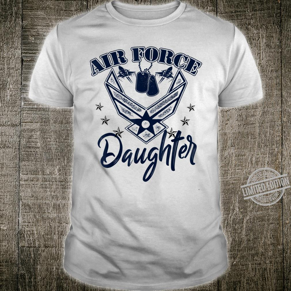 Air Force Daughter Shirt Proud Air Force Daughter Shirt