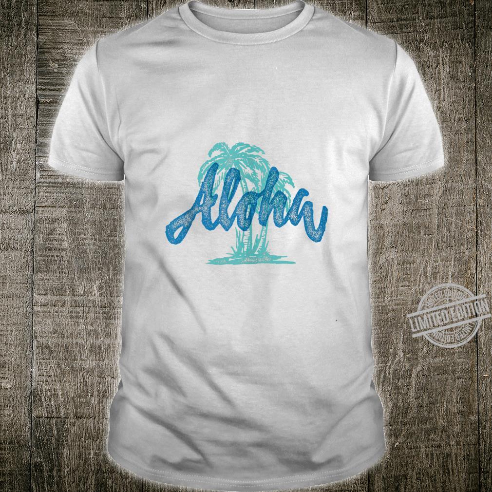 Aloha Beach Wear Shirt