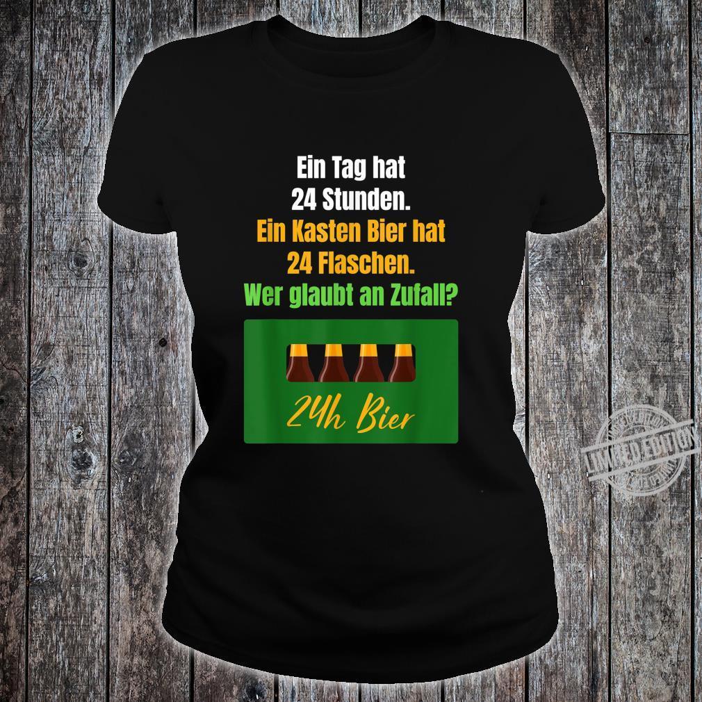 Bier Spruch Trinksprüche Biergenuss Bierliebe Bierliebhaber Shirt ladies tee