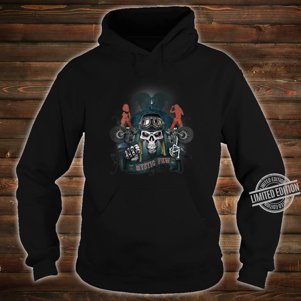 Biker, original Mystic Road Design quality Shirt hoodie