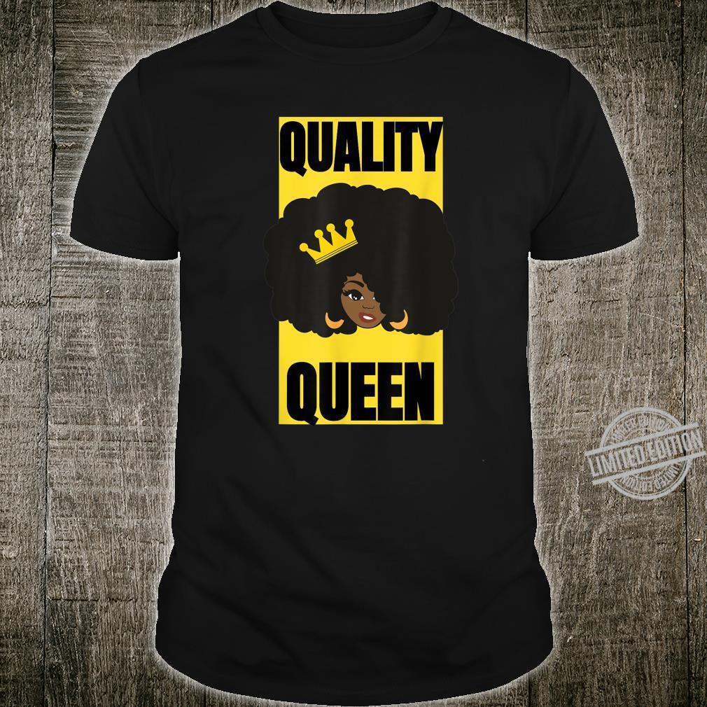 Black Girl Magic Dope Queen Shirt