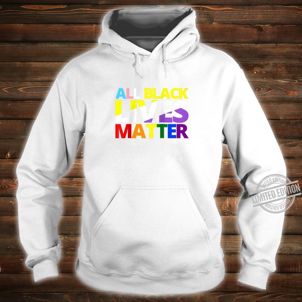 Black Lives Matter Shirt hoodie