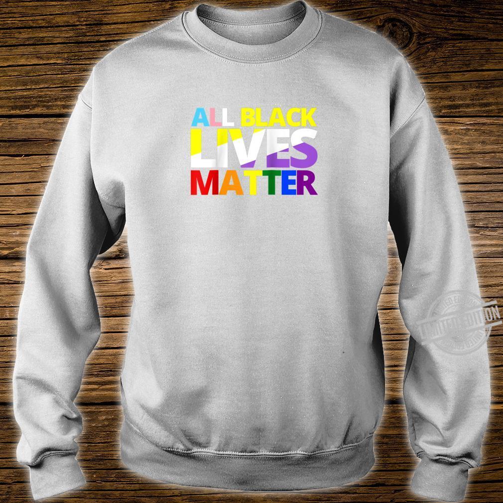 Black Lives Matter Shirt sweater