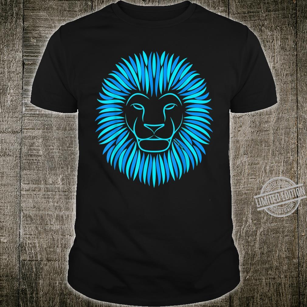 Blue Lion Shirt