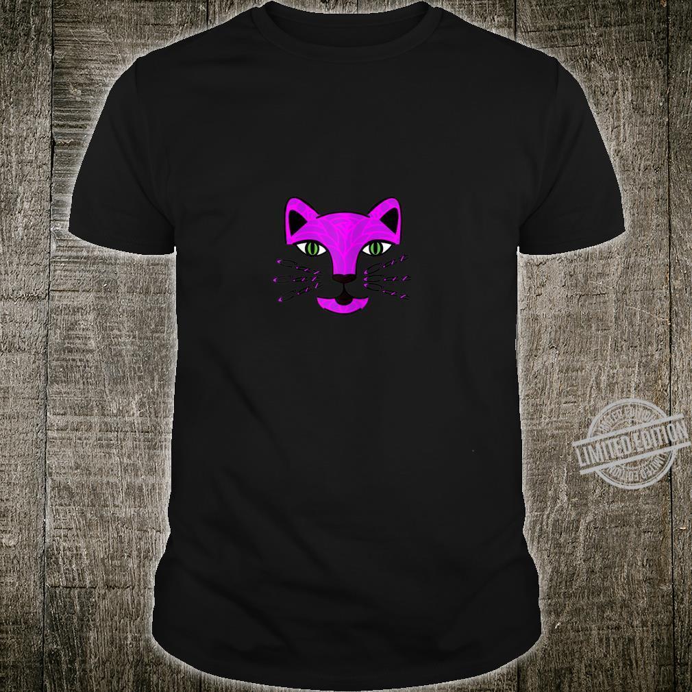 Cat Katze Fantasy Fantasie Shirt