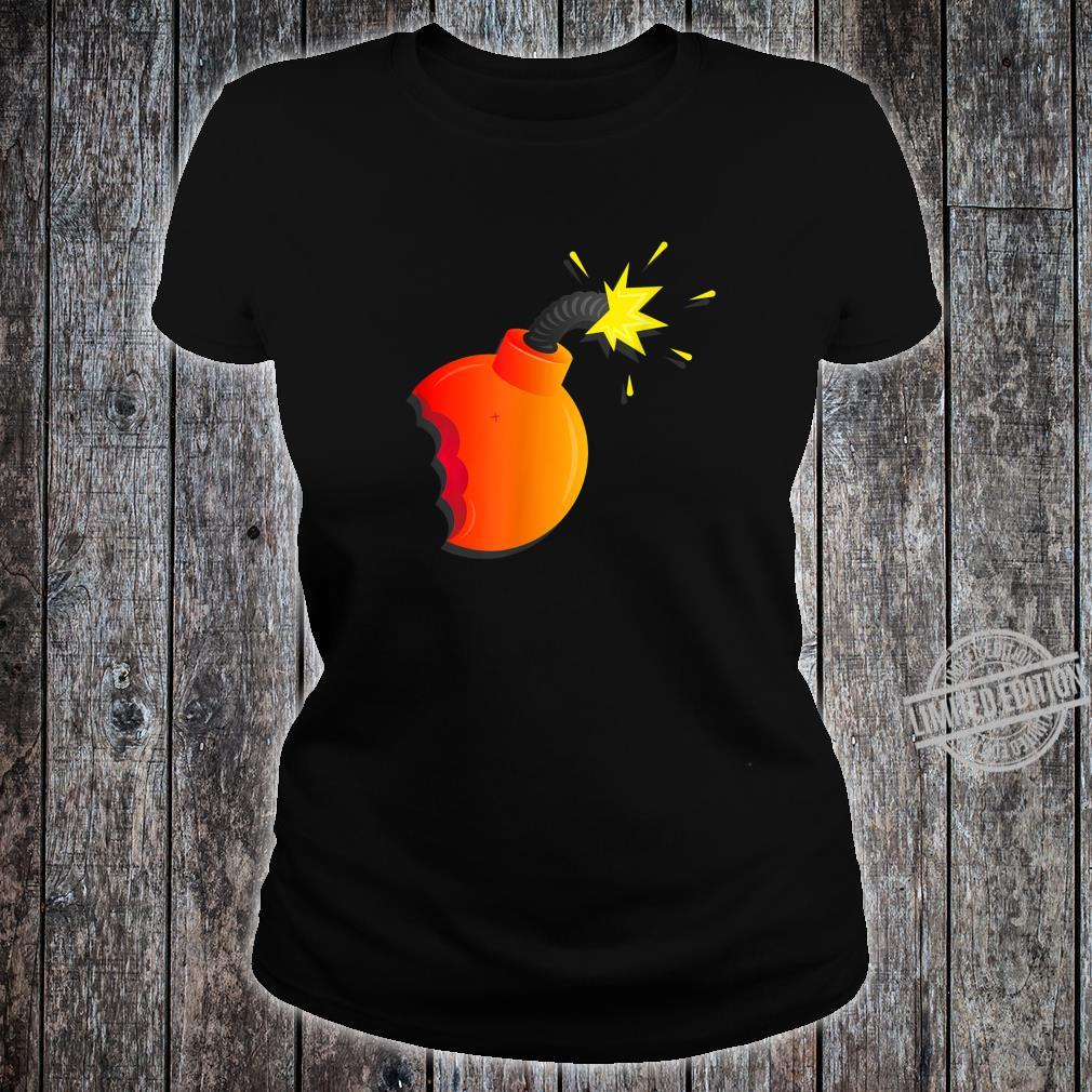Cherry Bomb Shirt ladies tee