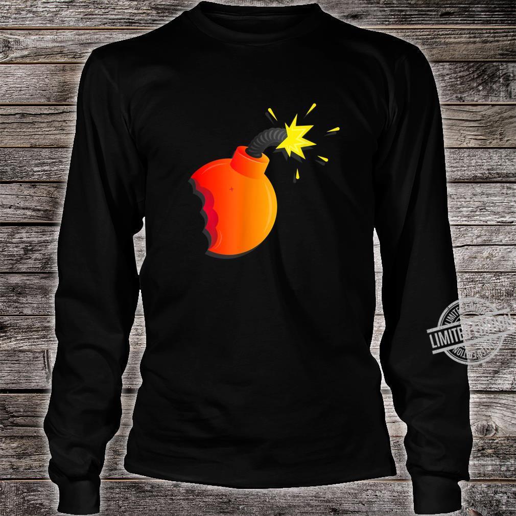 Cherry Bomb Shirt long sleeved