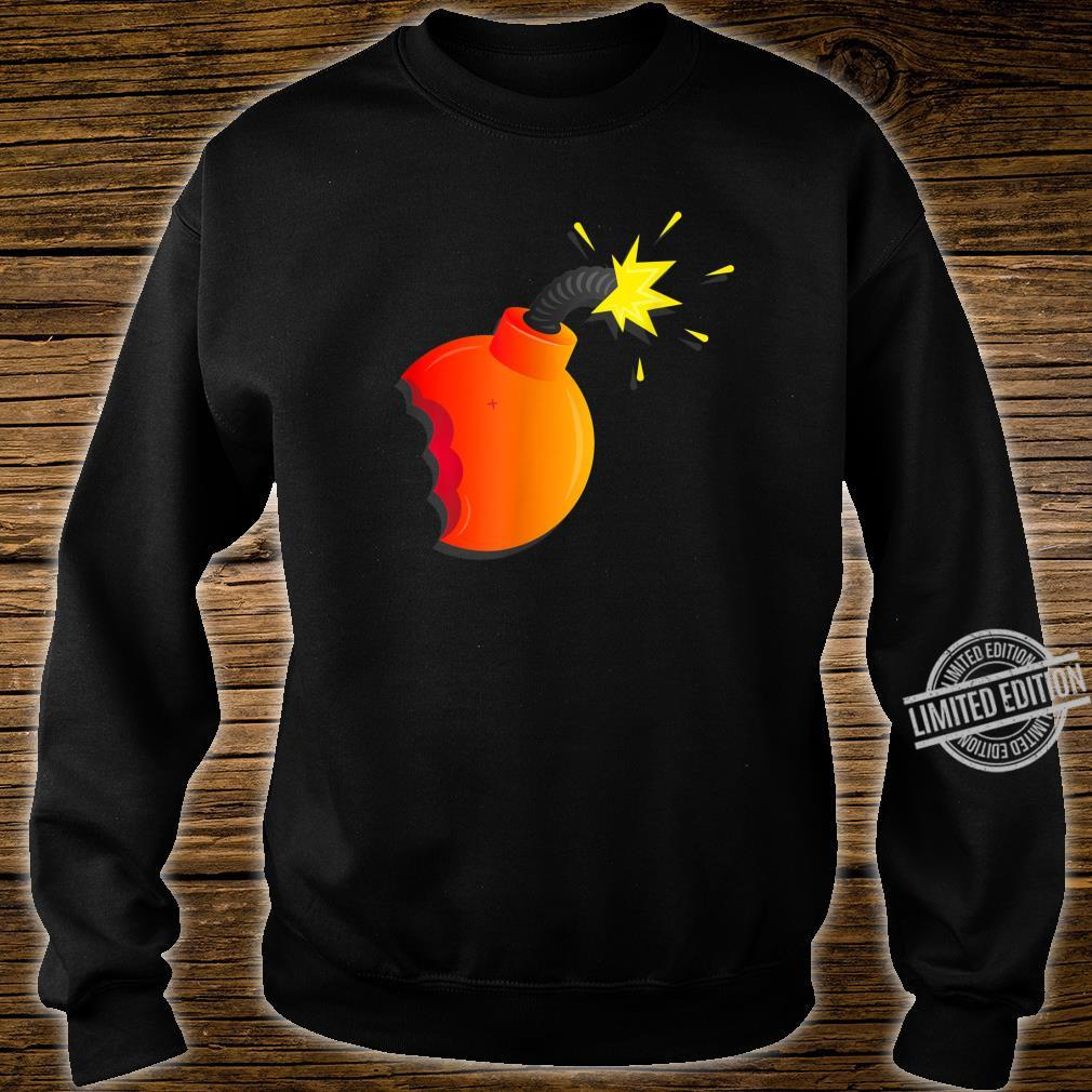 Cherry Bomb Shirt sweater