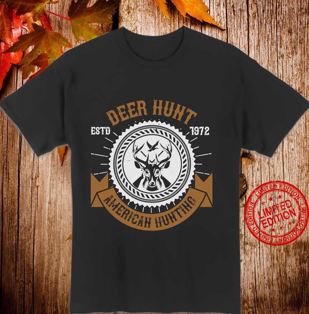 Deer Hunt American Hunting Club Shirt