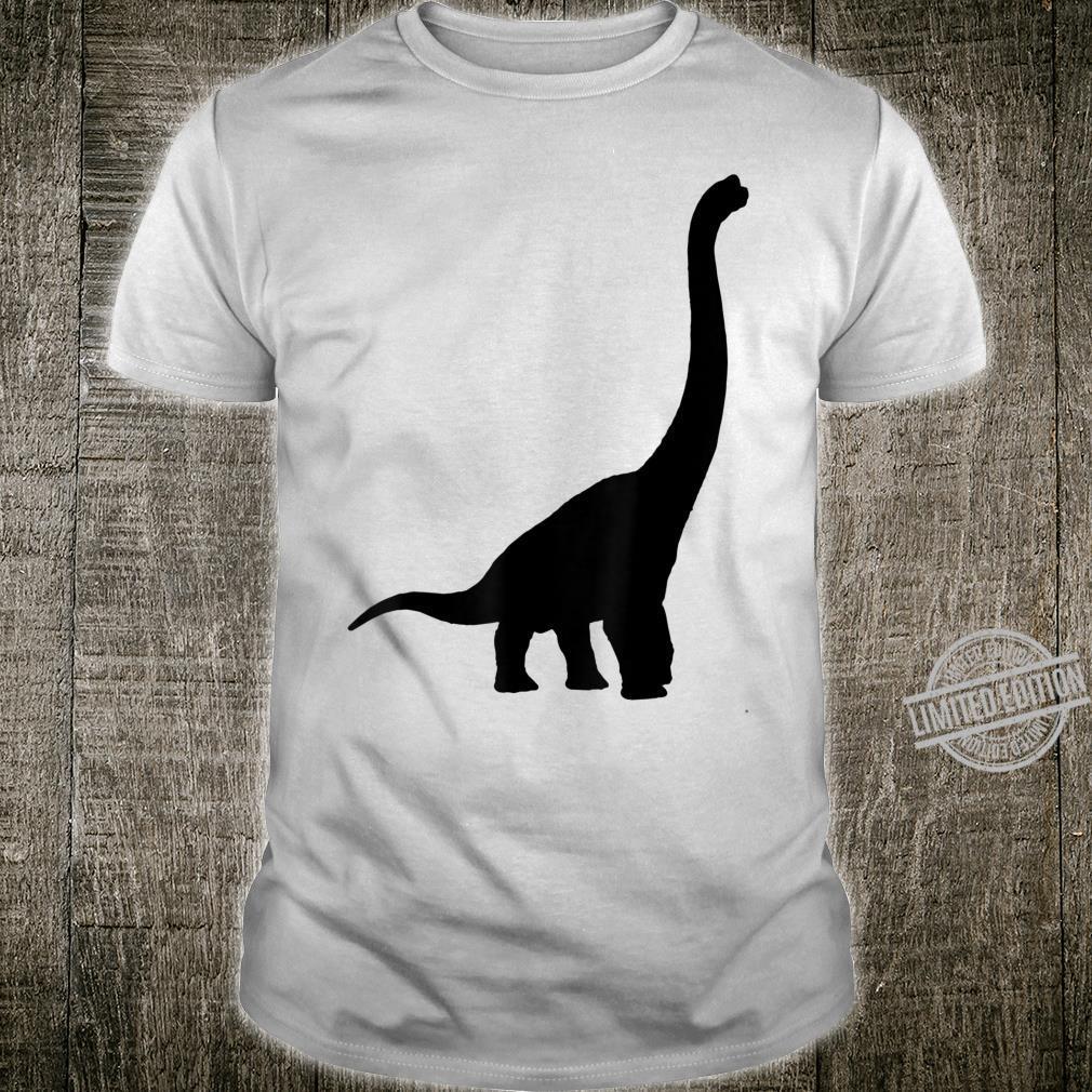 T Shirt Save The Dinos Dinosaurs Brachiosaurus Tee