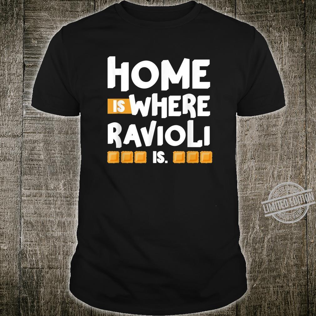 Eat Sleep Ravioli Repeat Quotes About Italian Foodie Fun Shirt