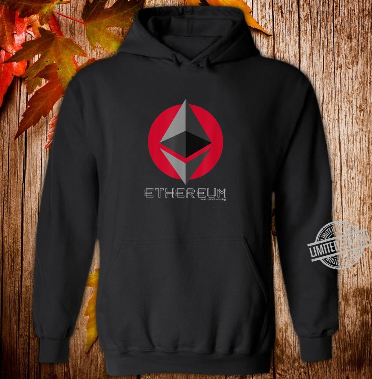 Ethereum Smart Contracts ETH Crypto Shirt hoodie
