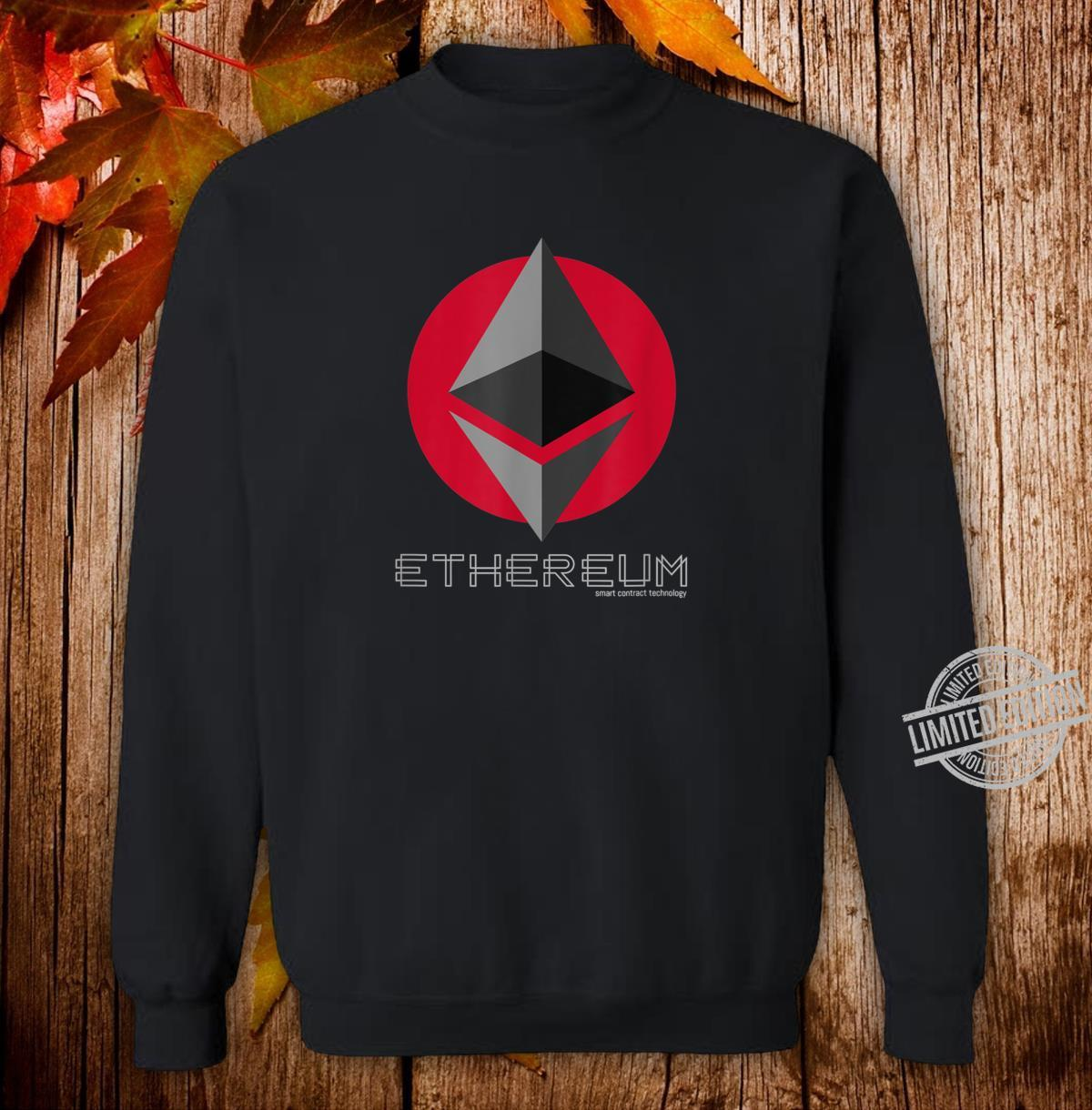 Ethereum Smart Contracts ETH Crypto Shirt sweater