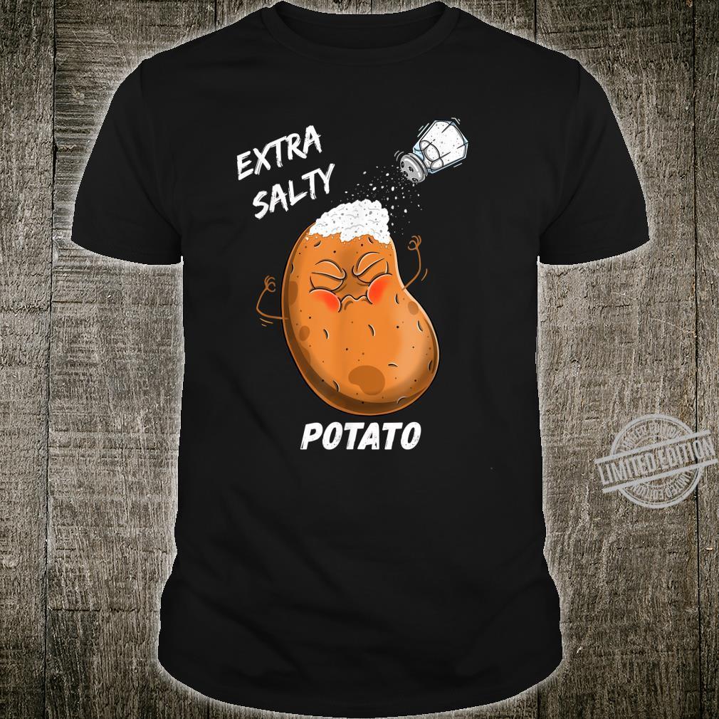 Extra Salty Potato Shirt