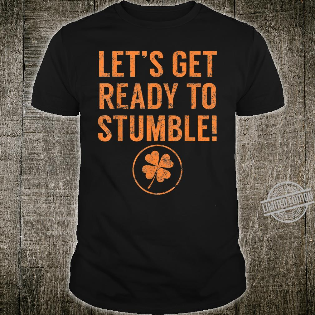 Funny Drunk Saint Patricks Day 2020 Shirt