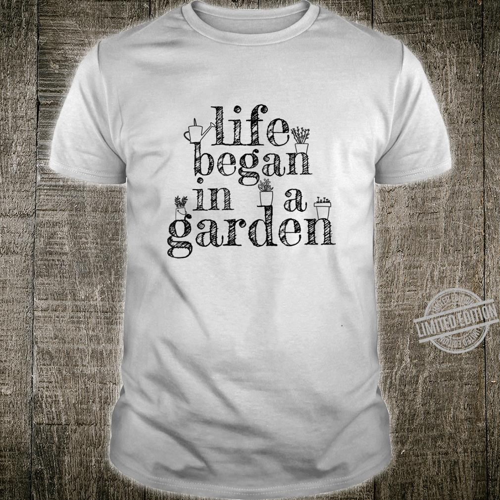 Gardener When Im Gardening Im Happy Women Sweatshirt tee