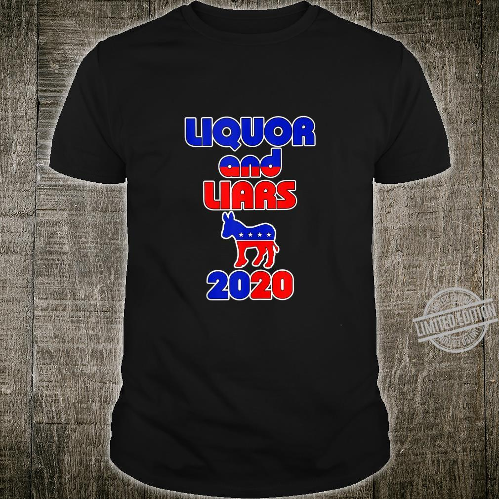 Liquor and Liars 2020 Shirt
