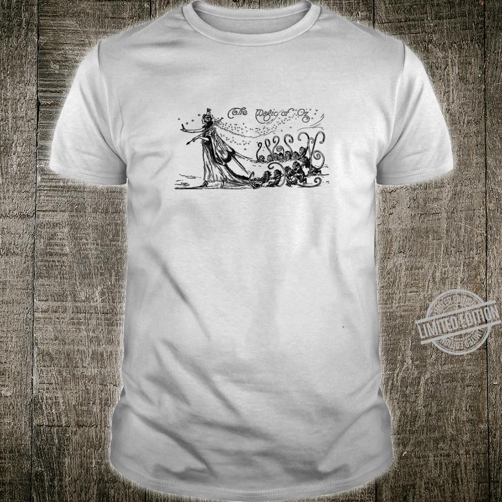 Magic of OZ Land of OZ Ozma Wizard of OZ Shirt