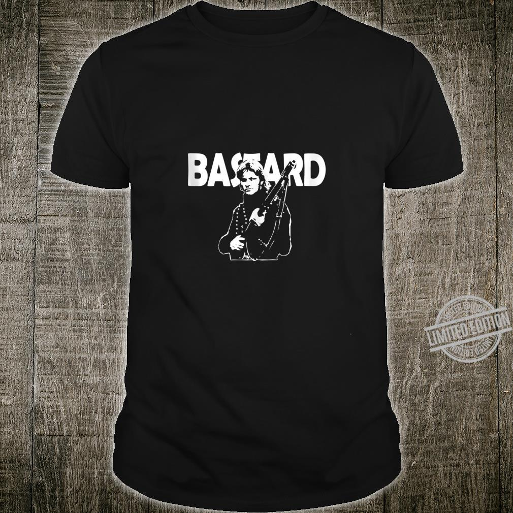Military Humor Sharpe Bastard Rifles Shirt