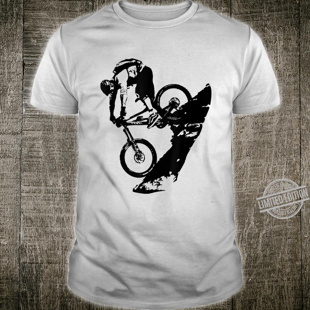 Mountain Bike MTB Cycling Shirt