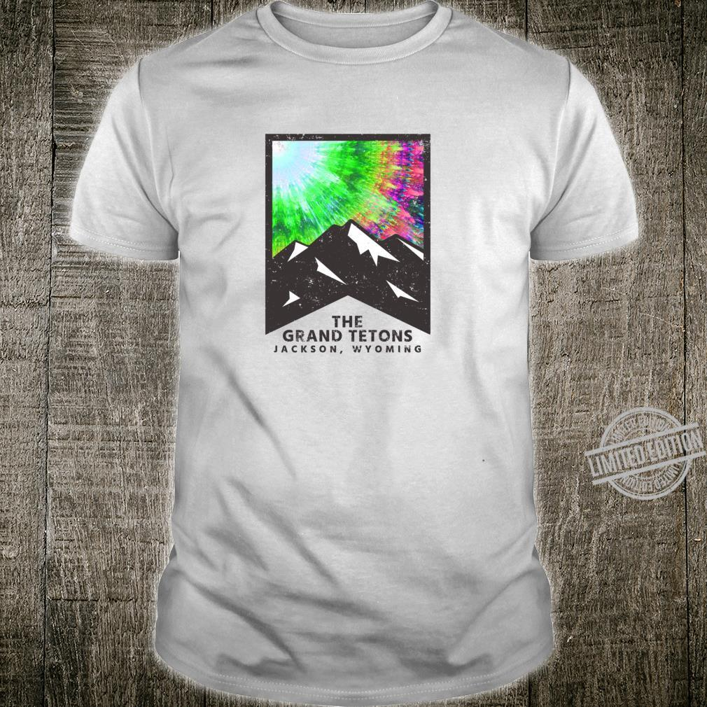 Mountain Life Jackson Wyoming Grand Teton National Park Shirt