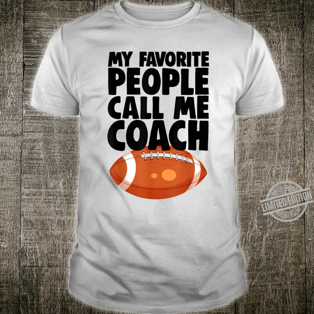 My Favorite People Call Me Coach Shirt Basketball Coach Shirt
