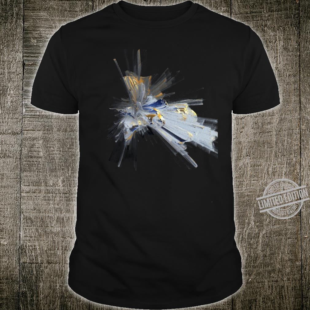 Paint Splatter Design Shirt
