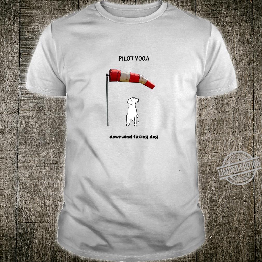 Pilot Yoga Shirt