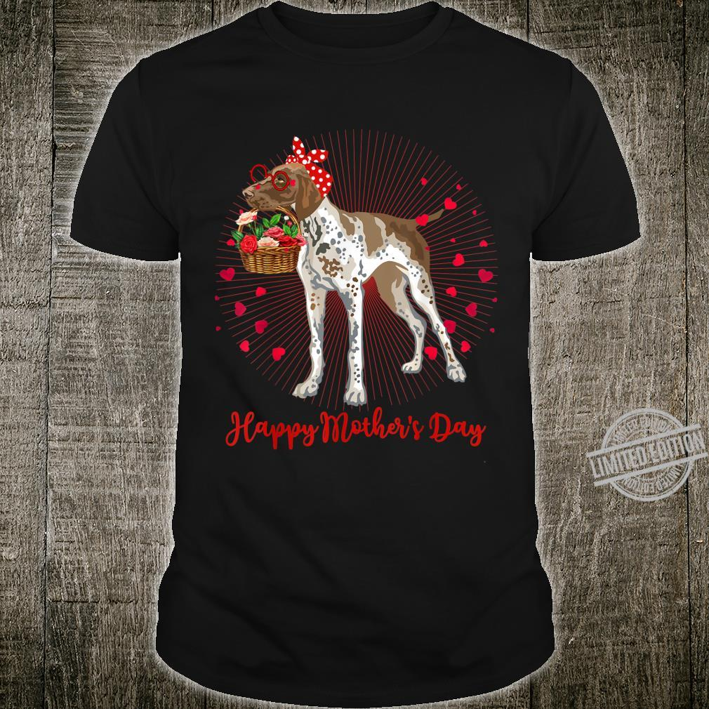 Pointer Shirt Pointer Dog Mother's Day Shirt