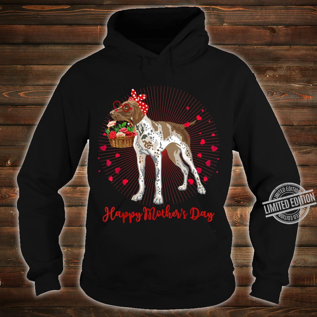 Pointer Shirt Pointer Dog Mother's Day Shirt hoodie