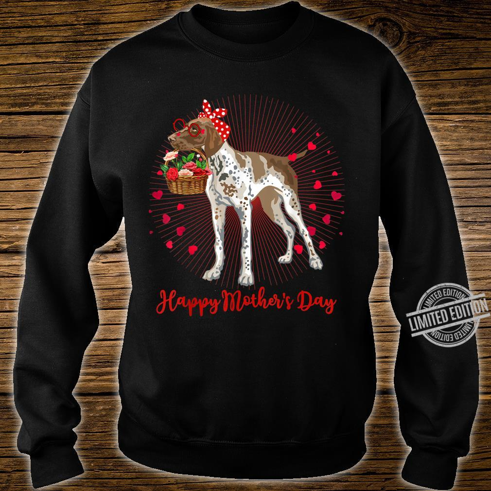 Pointer Shirt Pointer Dog Mother's Day Shirt sweater