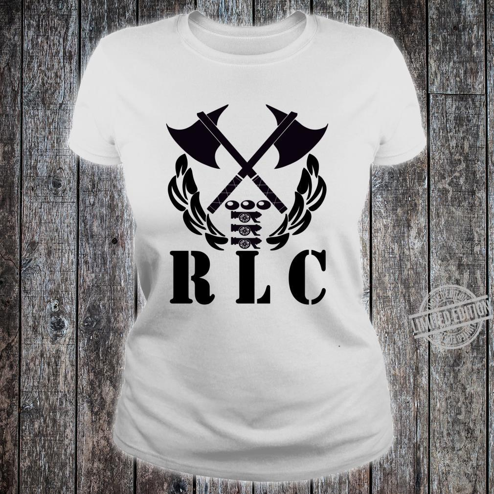 RLC Royal Logistics Corp Shirt ladies tee