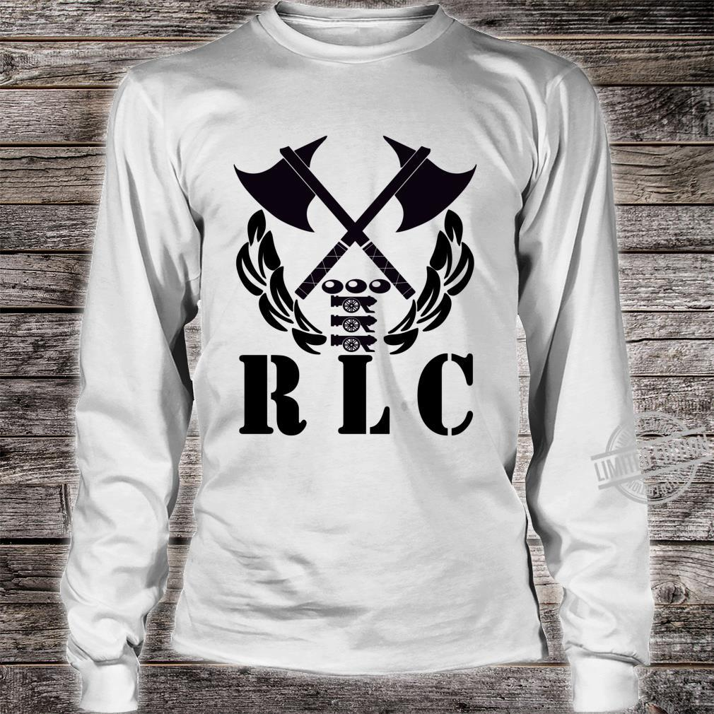 RLC Royal Logistics Corp Shirt long sleeved