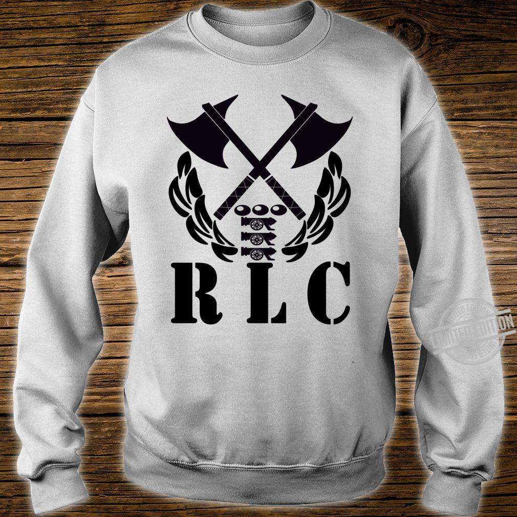 RLC Royal Logistics Corp Shirt sweater