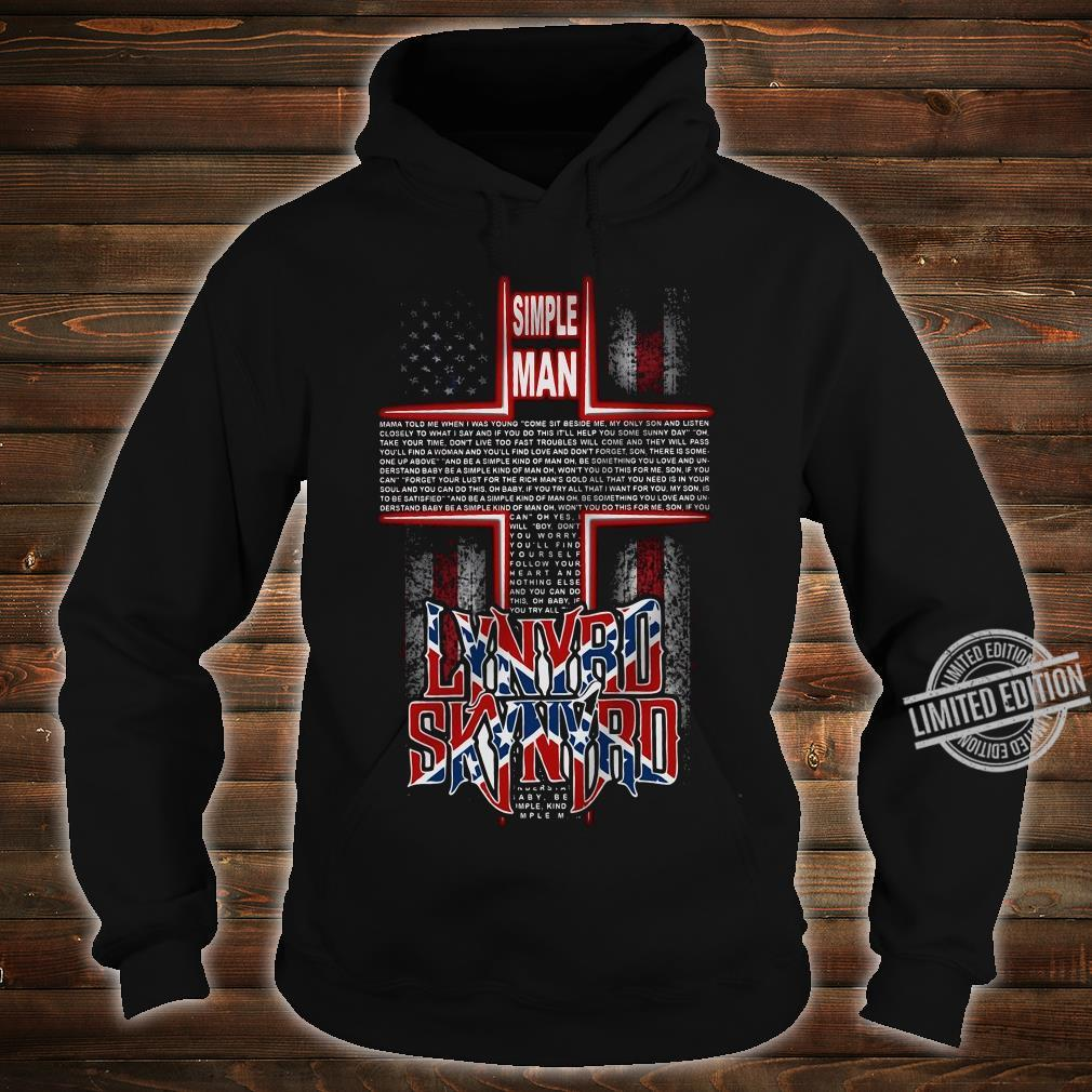Simple Man Lynyrd Skynyrd Shirt hoodie