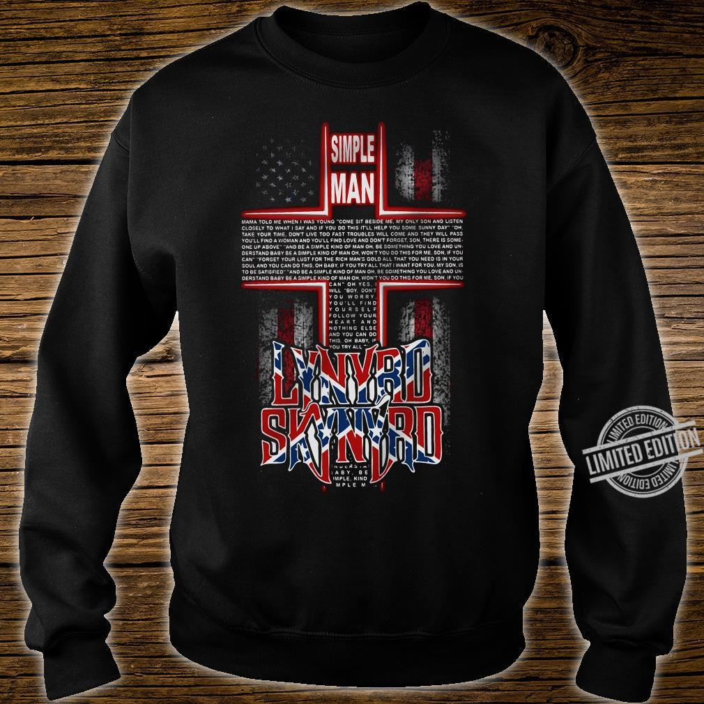 Simple Man Lynyrd Skynyrd Shirt sweater