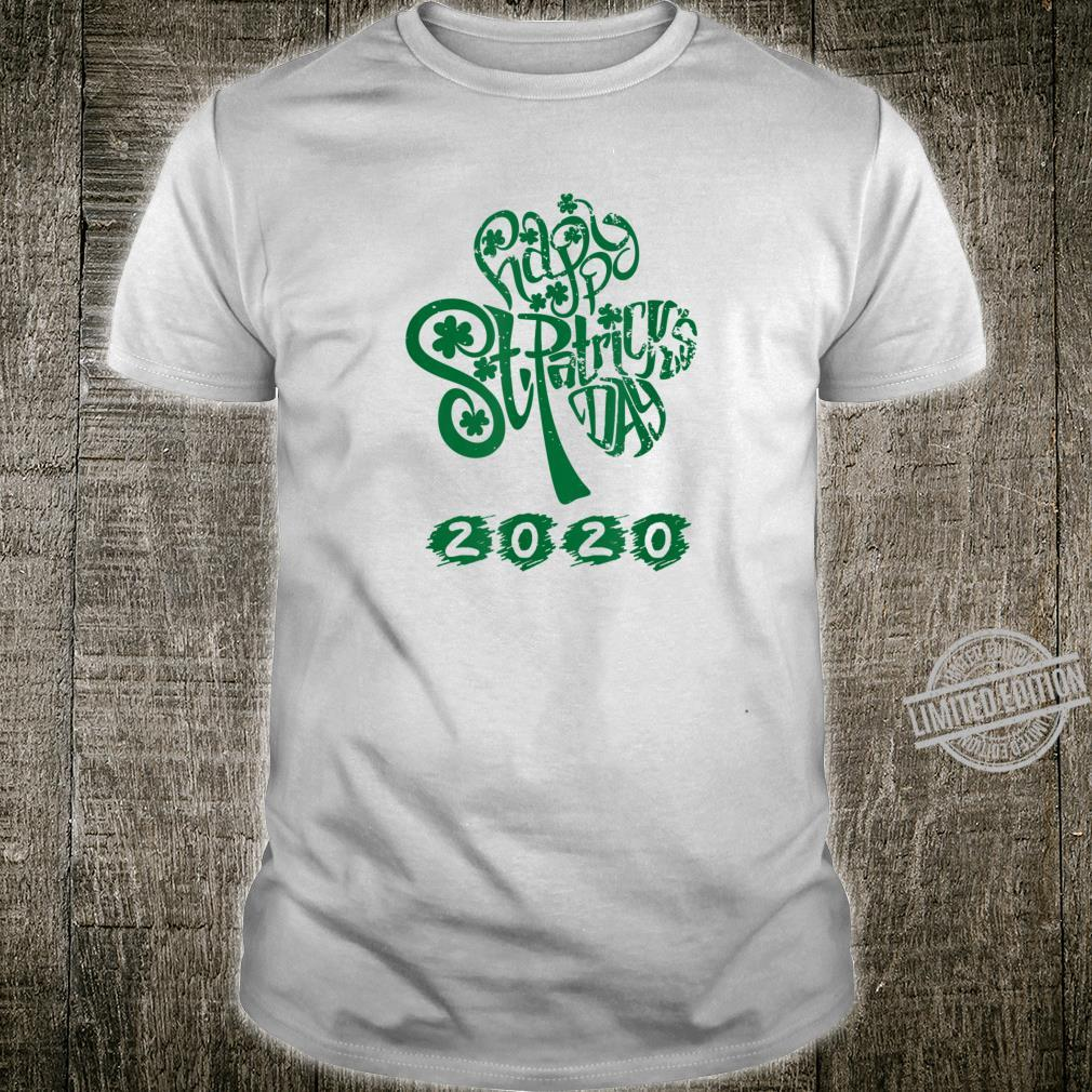 St. Patrick's Day 2020 Amateur Leprechaun Sketch Irish Shirt