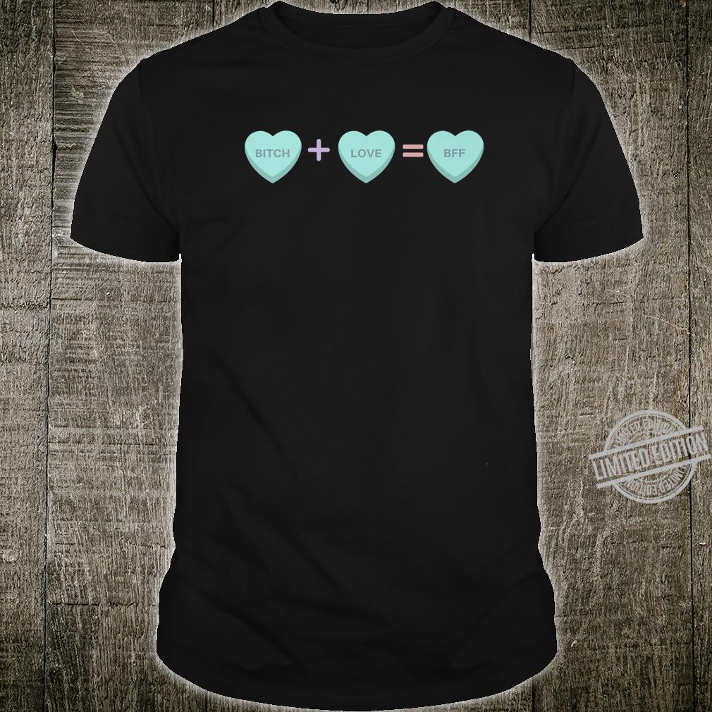 Valentine's Day Heart Candy's love,, red,cute Shirt