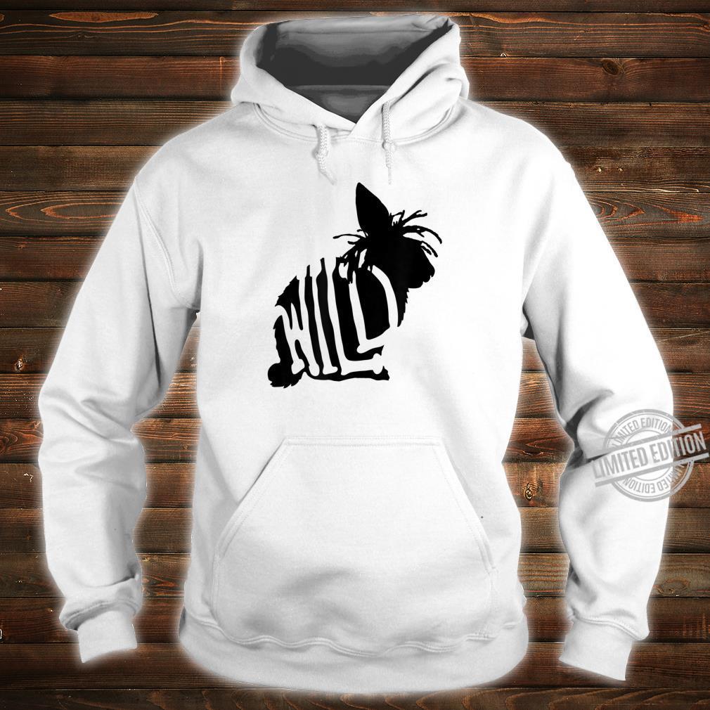 Wild Hair Hare Shirt hoodie